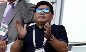 Estrenaran en Cannes un nuevo documental sobre Diego Maradona