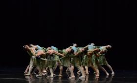 Muestra de invierno de la Academia de Ballet de Moscú