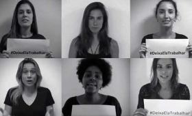 Periodistas deportivas brasileñas lanzan campaña contra el acoso