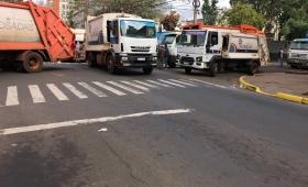 """Trabajadores municipales en precarización laboral """"absoluta"""""""