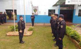 Crimen en A3-2: desplazaron a la cúpula de la comisaría 10ª