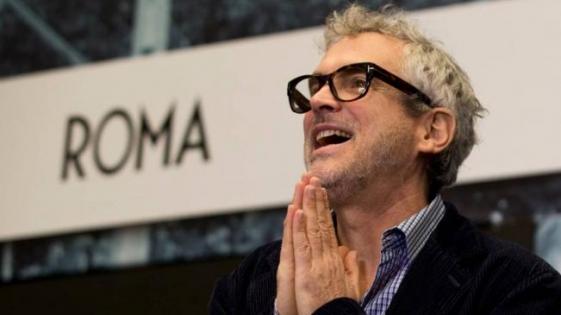 """Cuarón: """"Con Roma, sentí la necesidad de reconectarme con quien soy"""""""