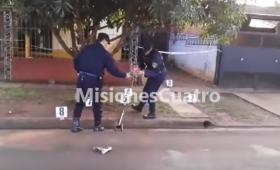 Homicidio en el barrio A 3-2: dos policías detenidos