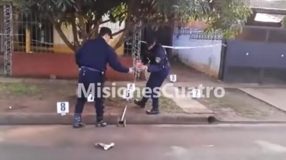 Crimen en A3-2: disparo accidental, la versión del policía