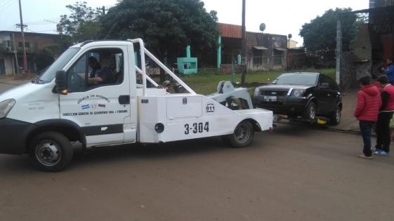 """Secuestran vehículos de """"concesionarias"""" gitanas"""