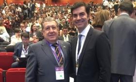 Puerta asiste en España a una cumbre de economía circular
