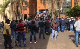 Municipales: si no hay acuerdo, le harán un nuevo paro a Losada
