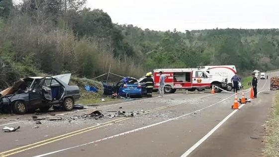 El siniestro vial en San Martín se cobró otra víctima