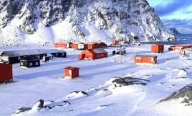 Energía solar en la Antártida