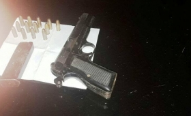 Aumenta la detección de armas de fuego en delitos