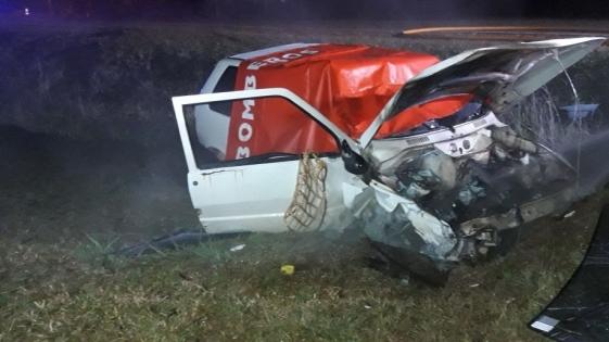 Automovilista falleció tras un despiste en ruta 225