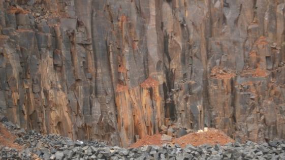Misiones es el principal proveedor de basalto del litoral