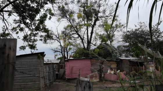 B° Las Tacuaritas: una calle usurpada hace 39 años