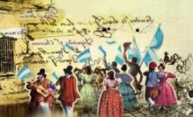 Homenaje a las mujeres de la Independencia