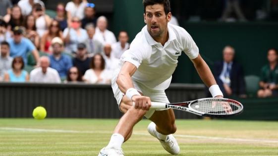 Djokovic venció a Nadal y está en la final de Wimbledon
