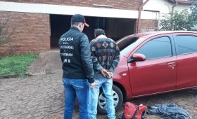 Eldorado: intentó robar y fue detenido