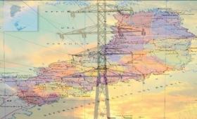Algunas zonas de la provincia sin luz por el temporal