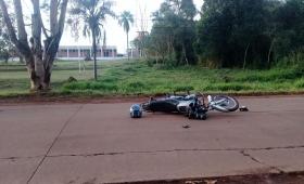 Falleció peatón que había sido embestido por una moto