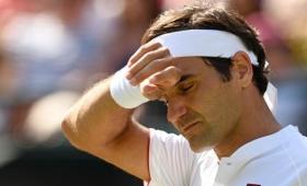 Federer quedó eliminado