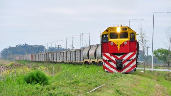 Nuevo récord del Ferrocarril Belgrano Cargas