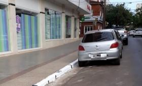 Multas de hasta 2800 pesos por el estacionamiento medido