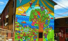 Pintarán murales en escuelas de Posadas