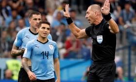 Pitana tuvo un buen arbitraje y sueña con dirigir la final del Mundial