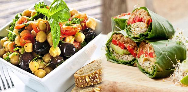 Resultado de imagen para comida vegana