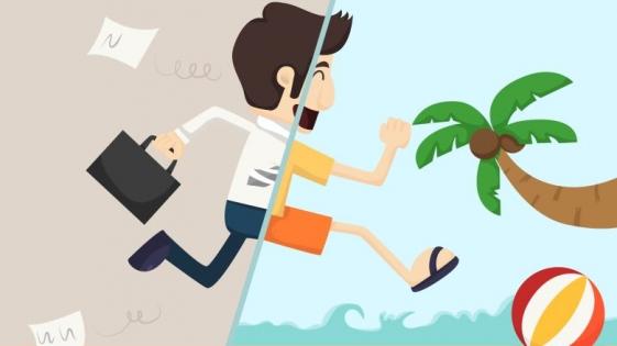 Impulsan proyecto para que el empleado pueda fraccionar vacaciones