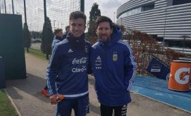 Argentina busca al sucesor de Messi entre los hijos del corralito