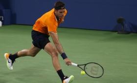Del Potro ganó y avanza en el US Open