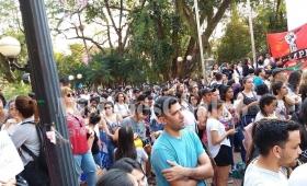 El gobierno suspendió la paritaria universitaria, sigue el paro