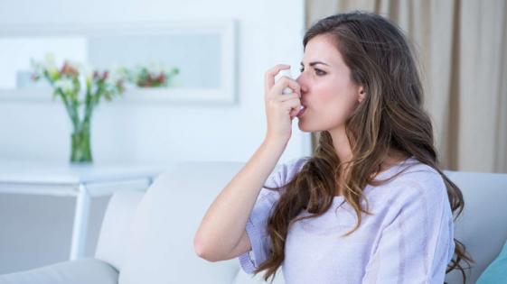 Asma en el país: más del 6% de la población joven la padece