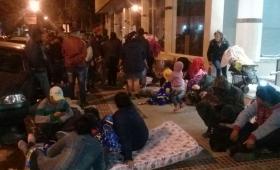 Tareferos de Oberá acampan frente a Desarrollo Social