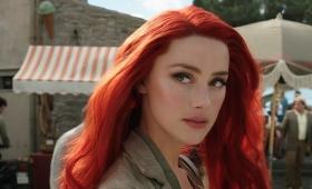 Amber Heard habla sobre sus poderes en Aquaman