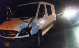 Capioví: mujer murió tras ser embestida por un vehículo en ruta 12