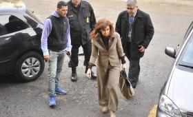 Cristina Kirchner pidió la nulidad de la causa de los cuadernos de las coimas