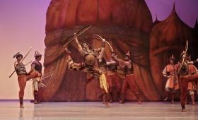 Danzas Polovtsianas y Las Sílfides en el Teatro Lírico
