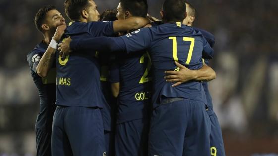 Copa Argentina: Boca goleó a Alvarado