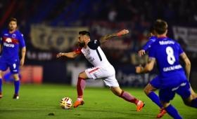 Tigre y San Lorenzo empataron en Victoria