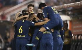 Boca le ganó a Libertad y pasó a cuartos de final