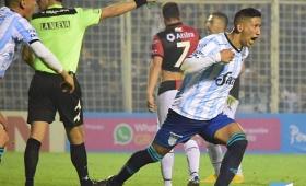 Atlético Tucumán lo ganó en el final
