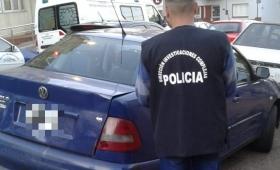 Secuestraron un auto robado en Buenos Aires