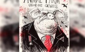 """Netflix hará una adaptación de """"Rebelión en la granja"""", de George Orwell"""