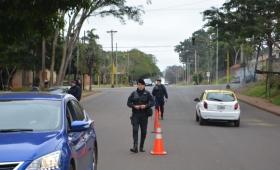 Operativo integral de seguridad vial en toda la provincia