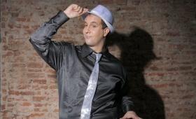 """Pablo Angeli presenta su Stand up """"King of Comedy"""" en Posadas"""