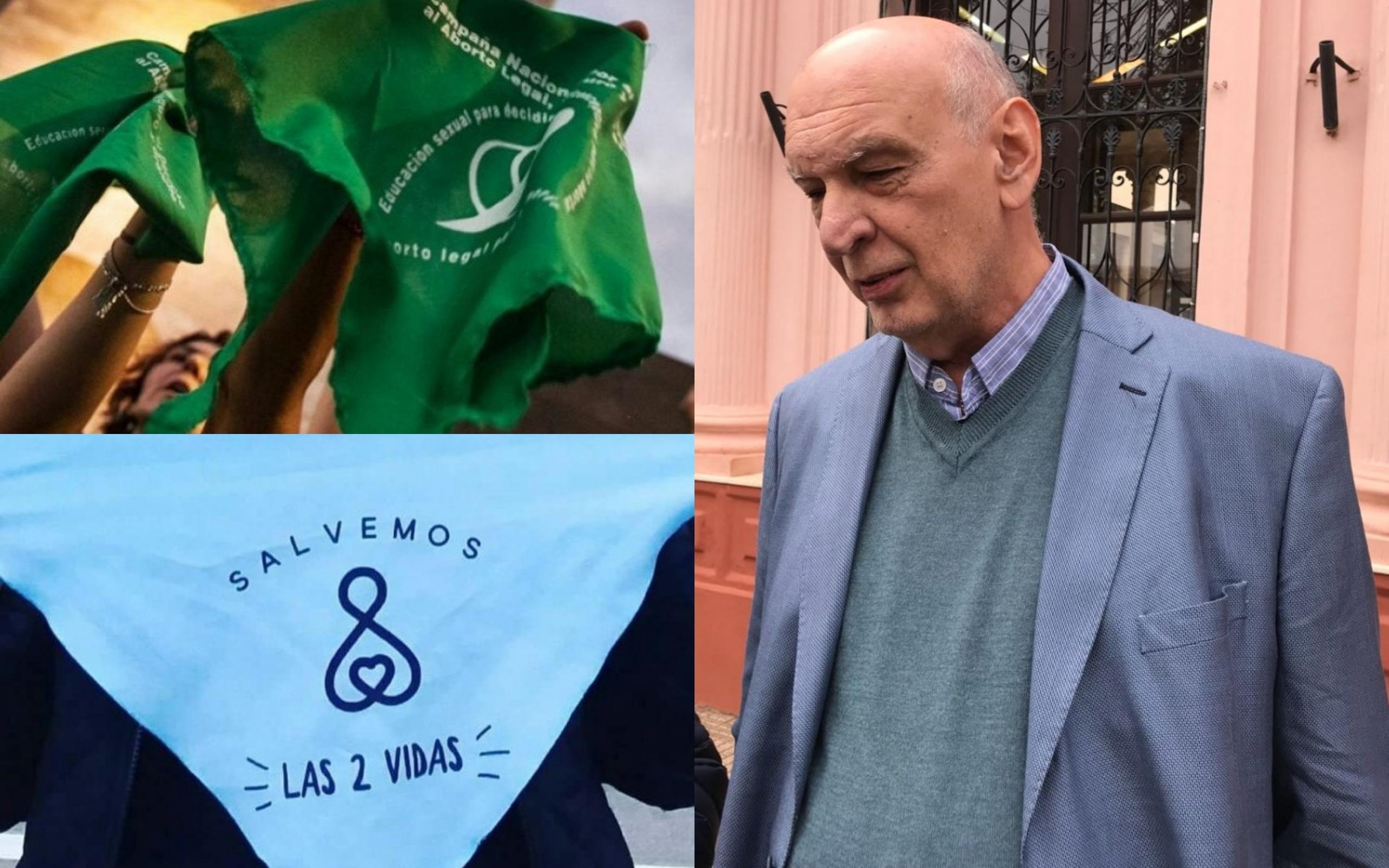 Pañuelazo en Nueva York en apoyo al aborto legal en Argentina