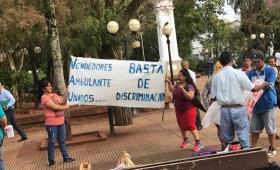 Vendedoras ambulantes denuncian cacería policial