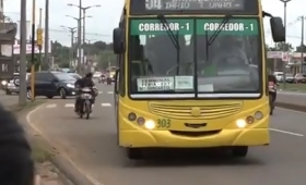 Nuevo precio del pasaje urbano en Encarnación