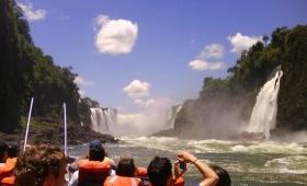 Iguazú fue potencia turística este invierno